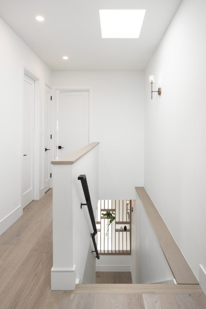 screen, east york, toronto, addition, extension, feature, design, staircase, entry, foyer, stair hall